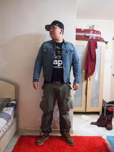 デブ(でぶ) ファッション. \u201d